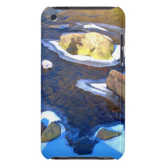 Icy Rocky River iPod Case-Mate Case