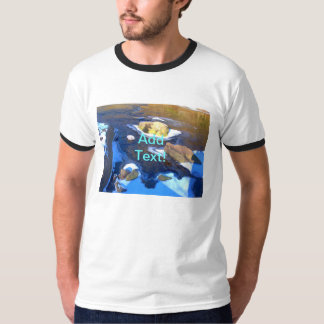 Icy Rocky River T-Shirt