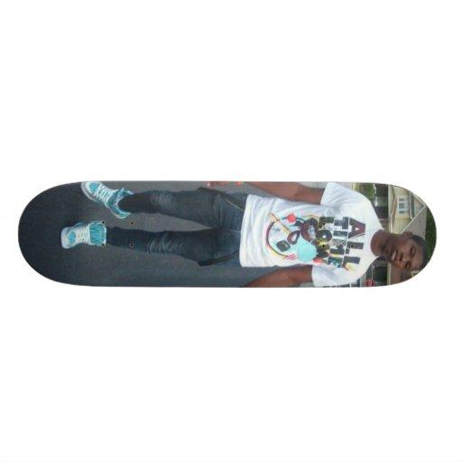 ICY skateboard