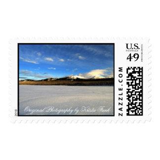 Icy Splendor Postage