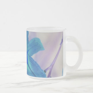 Icy Tiger Lily - mug
