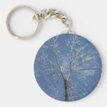Icy Tree Keychains