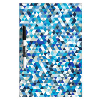 icy triangles dry erase board
