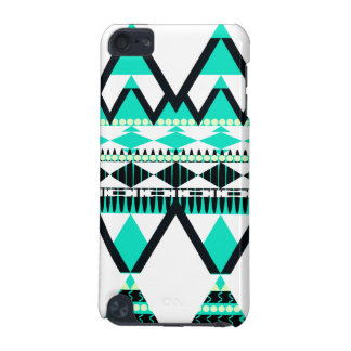 Icy Turquoise Tribal iPod Touch 5G Case