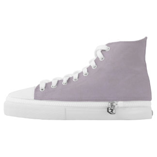 Icy Violet Hi Tops