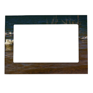 icy water magnetic Photo Frame