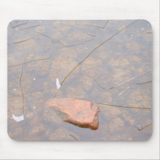 Icy Water Mouse Pad