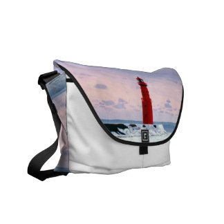 Icy Waters Courier Bags