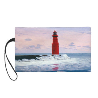 Icy Waters Wristlet Purse