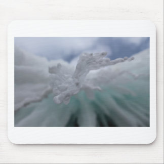 Icy Winter Mouse Pad