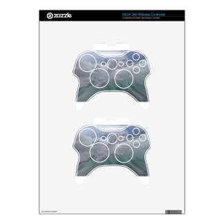 Icy Winter Xbox 360 Controller Decal
