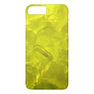 Icy Yellow iPhone 7 Plus Case
