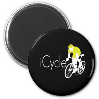 icycle refrigerator magnet