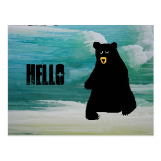 icymagic 018, blackbear, Hello Postcard