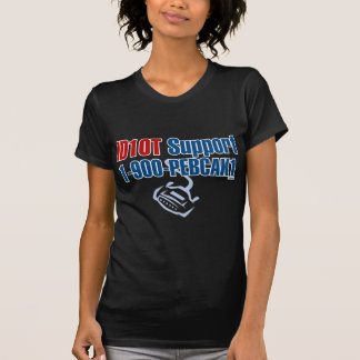 ID10T Support T-Shirt