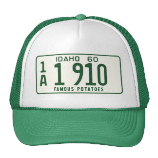 ID60 TRUCKER HAT