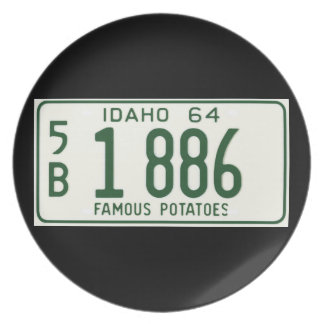 ID64 PARTY PLATES