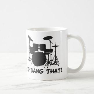 Id Bang That Coffee Mugs