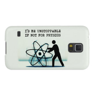 I'd be unstoppable if not for physics case for galaxy s5