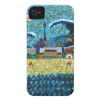 ID/Credit Card iPhone 4 | Luna Bondi | Sequin Art Case-Mate iPhone 4 Case