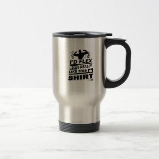 I'd Flex Travel Mug