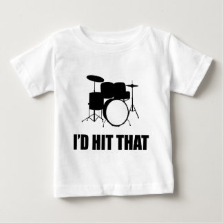 I'd Hit That Baby T-Shirt