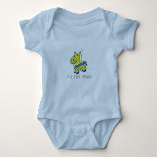 I'd hit that Funny Baby Bodysuit