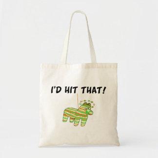 I'd Hit That Pinata Tote Bag