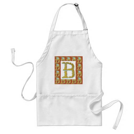 ID IDENTITY BBB alpha unique GIFT ONE TO YOU Aprons