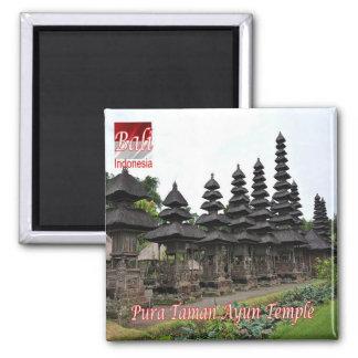 ID - Indonesia - Bali - Pura Taman Ayun Temple Magnet