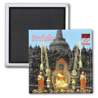 ID - Indonesia - Borobudur - Vesak Day Magnet