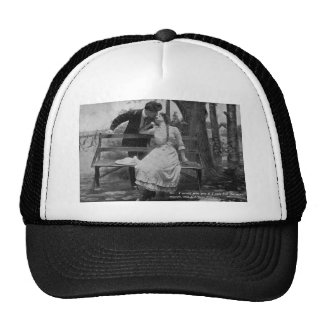 I'd Kiss You If I Only Had the Nerve Trucker Hat