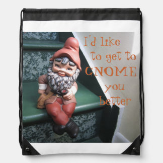 I'd like to get to GNOME you better Backpack