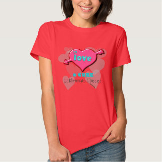 I'd Love a cure for____ CUSTOMIZABLE to any text T Shirt