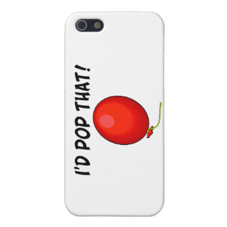 I'd Pop That Balloon Cover For iPhone SE/5/5s