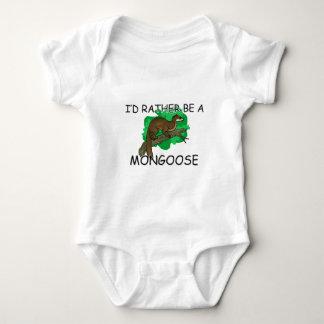 I'd Rather Be A Mongoose Tee Shirt