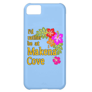 I'd Rather be at Makena Cove Hawaii Cover For iPhone 5C