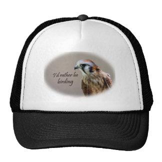 I'd Rather Be Birding Trucker Hat