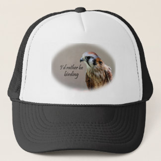 I'd Rather Be Birding Trucker Hat