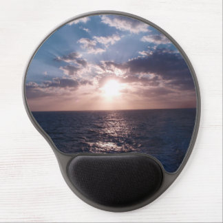 I'd Rather Be Boating - Morning View Gel Mouse Pad