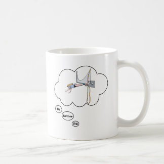 I'd rather be Bungy Jumping Coffee Mug