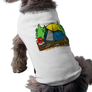 I'd Rather Be Camping Pet Clothing