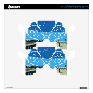 id rather be cycling PS3 controller skin