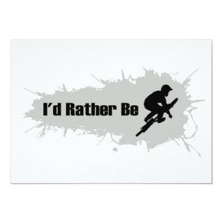 I'd Rather Be Doing BMX Card