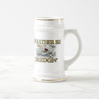 I'd Rather Be Dredgin' Coffee Mug