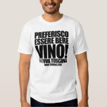 I'd Rather Be Drinking Wine! Tees