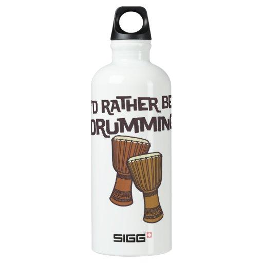 I'd Rather Be Drumming SIGG Traveler 0.6L Water Bottle