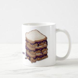 I'd Rather Be Eating PB&J Coffee Mug
