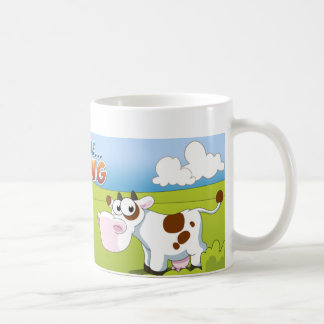 I'd Rather Be...Farming Coffee Mug