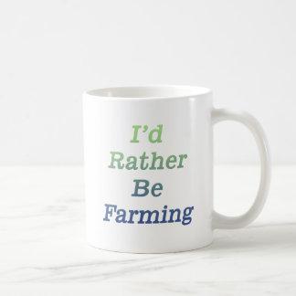 I'd rather be farming v2 coffee mug